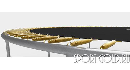 Батут BERG Favorit 12,5ft (380 см) с сеткой Комфорт Фото 3
