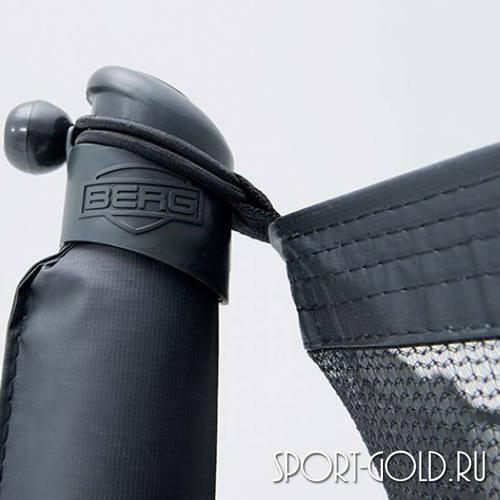 Батут BERG Favorit 14ft (430 см) с сеткой Комфорт Фото 2