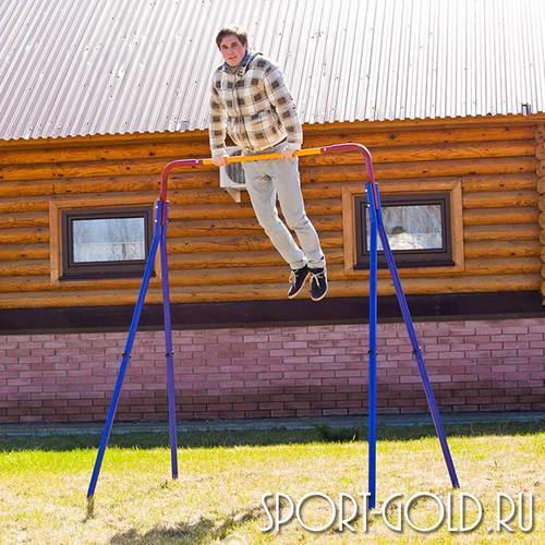 Детский спортивный комплекс для дачи ROMANA Турник Фото 2