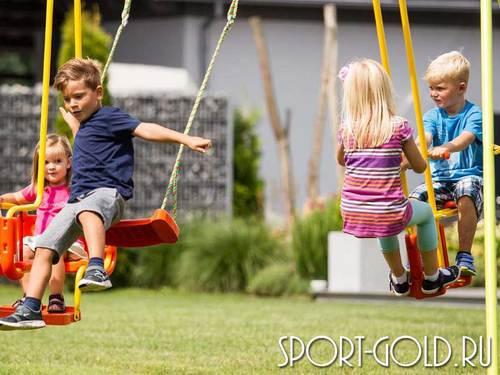 Детские качели для дачи Kettler Set 4 Фото 2