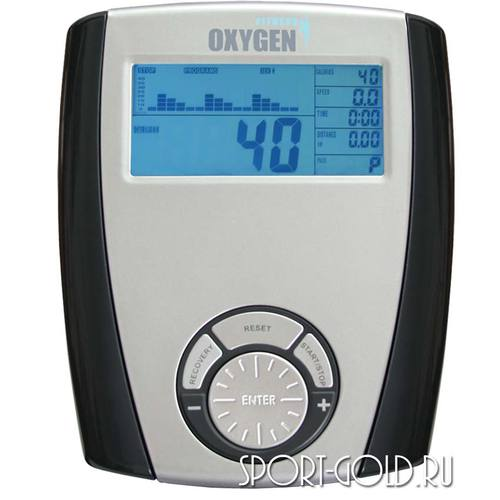 Велотренажер Oxygen Pro Trac II Фото 1