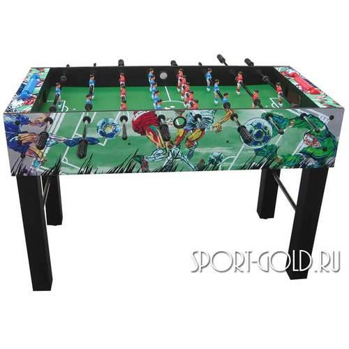 Игровой стол Футбол DFC Valencia Фото 3