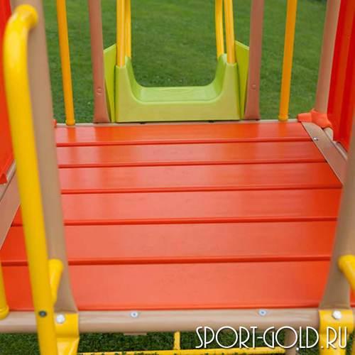 Детский спортивный комплекс для дачи Kettler Play Tower с качелями Фото 2