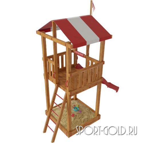 Детский спортивный комплекс для дачи САМСОН Бремен Фото 1