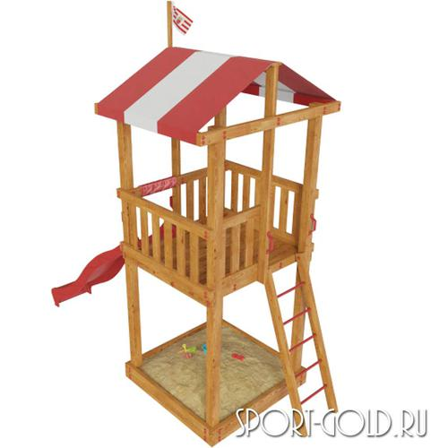 Детский спортивный комплекс для дачи САМСОН Бремен Фото 3