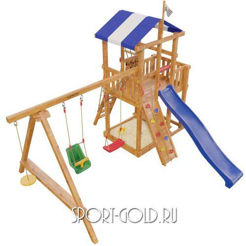 Детский спортивный комплекс для дачи САМСОН Бретань Фото 1