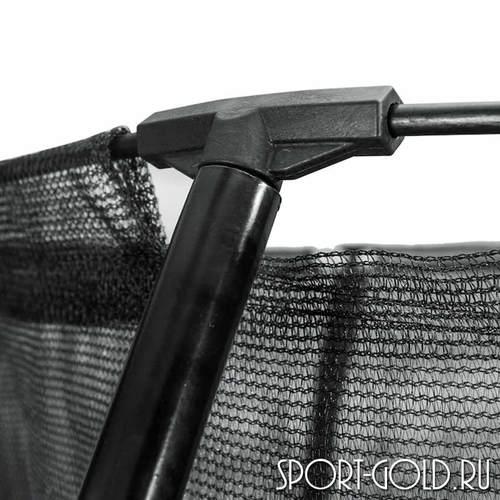 Батут DFC Trampoline Kengoo 12FT-TR-E-BAS с сеткой и лестницей Фото 3