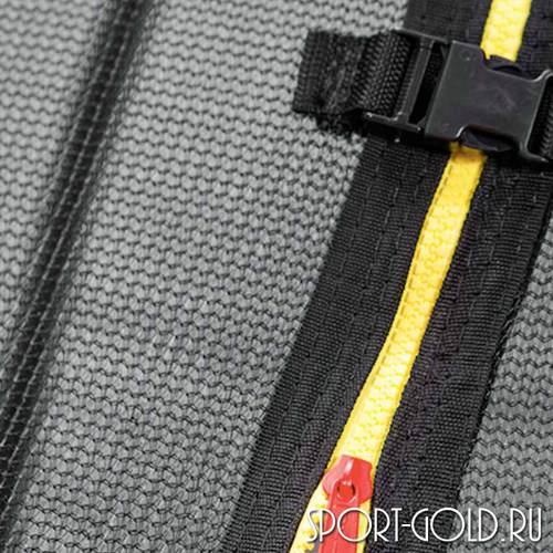 Батут DFC Trampoline Kengoo 14FT-TR-E-BAS с сеткой и лестницей Фото 4