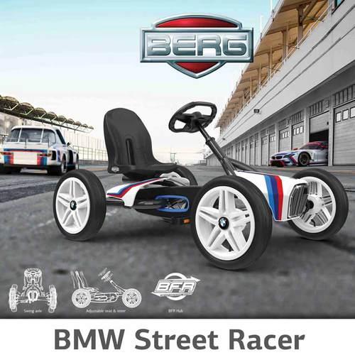 Веломобиль BERG Buddy BMW Street Racer Фото 2