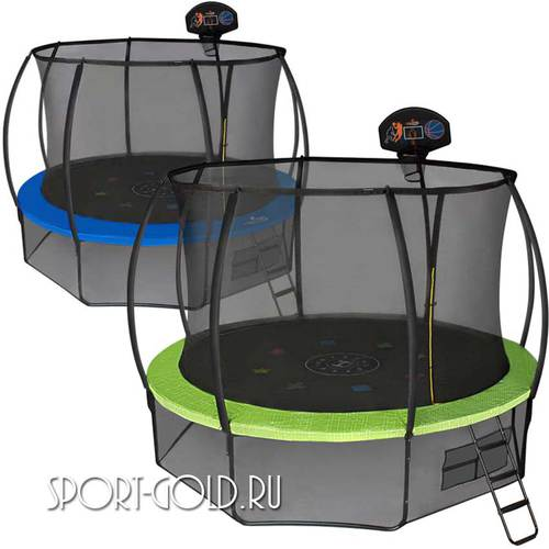 Батут Hasttings Air Game Basketball 12ft (3,66 м) Фото 1