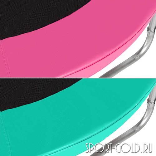 Батут Hasttings Classic Green/Pink 10ft (3,05 м) Фото 3