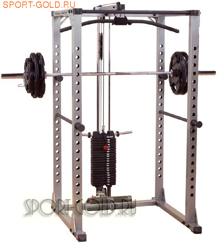 Силовой тренажер Body Solid GPR-78 Фото 1