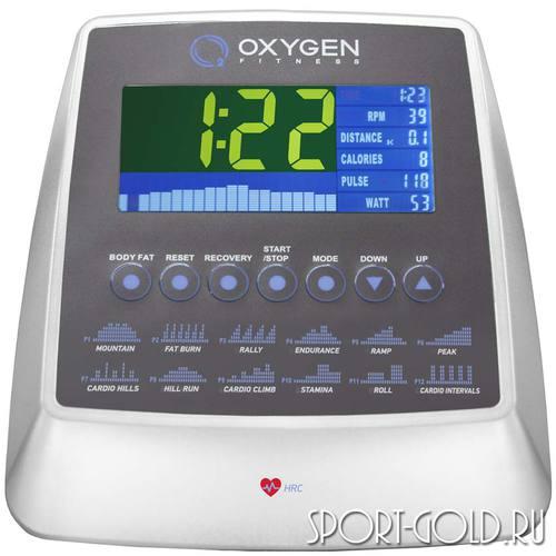 Эллиптический тренажер Oxygen EX-35FD HRC+ Фото 2