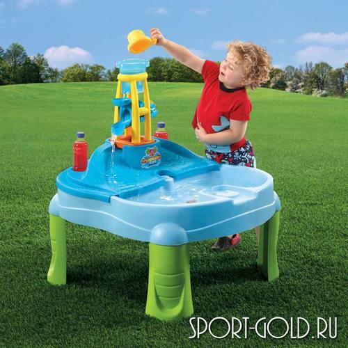 Столик для игр с песком и водой Step2 Водопад Фото 2
