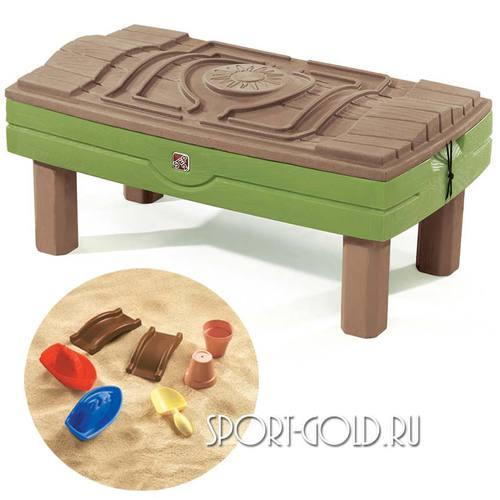Столик для игр с песком и водой Step2 787800 Фото 1