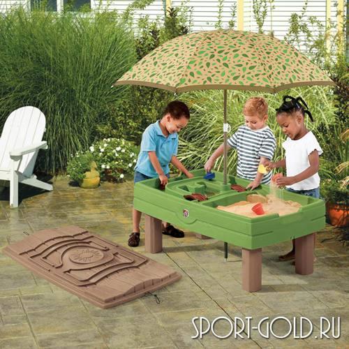 Столик для игр с песком и водой Step2 787800 Фото 2