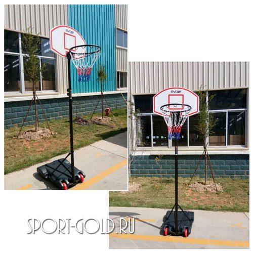 Детская баскетбольная стойка EVO Jump CDB-003A Фото 1