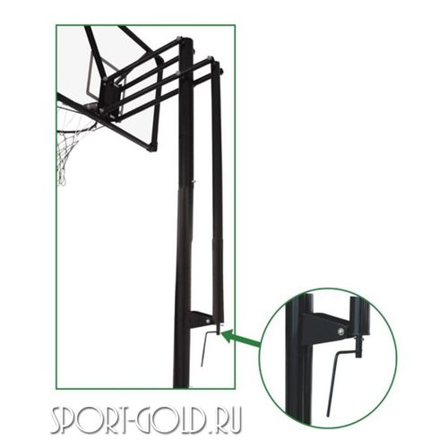 Баскетбольная стойка EVO Jump CDB-013 Фото 1