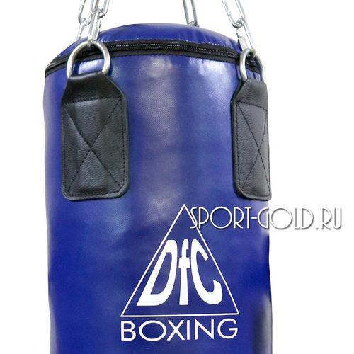 Боксерский мешок DFC HBPV5.1, 150х30 см, 50 кг, ПВХ Фото 2