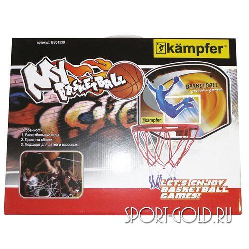 Аксессуар для ДСК Kampfer Баскетбольный щит с мячом и насосом BS01539 Фото 2
