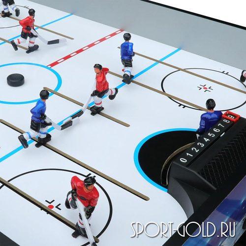 """Настольный хоккей DFC Junior 33"""" Фото 3"""