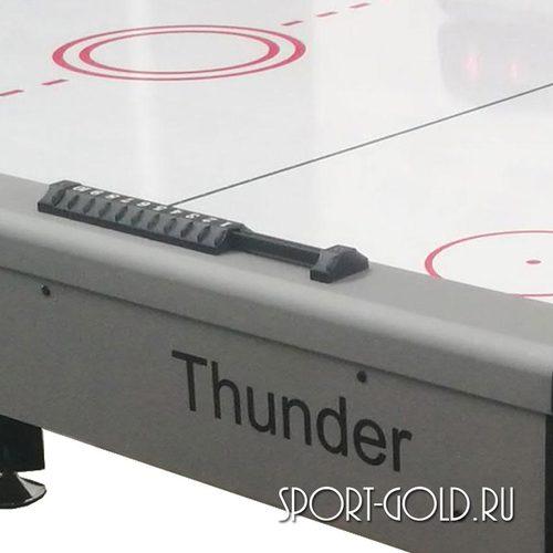 Игровой стол Аэрохоккей DFC Thunder Фото 2
