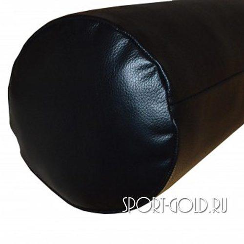 Боксерский мешок РОККИ 80х33 см, 25 кг, кожа Фото 1