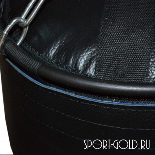 Боксерский мешок РОККИ 130х40 см, 55 кг, кожа Фото 3
