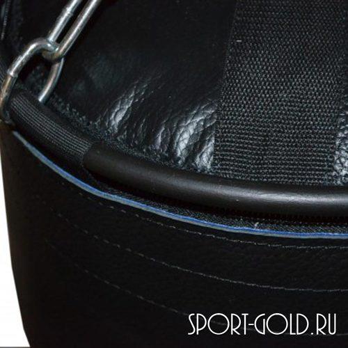 Боксерский мешок РОККИ 180х40 см, 70 кг, кожа Фото 3