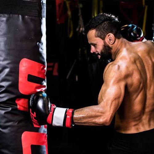 Боксерский мешок UFC 32 кг, 102 х 33 см, ПВХ Фото 3
