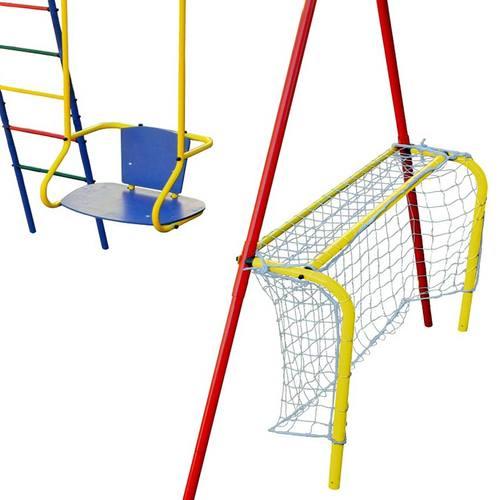 Детский спортивный комплекс для дачи КМС Игромания-2 Футбол Фото 3