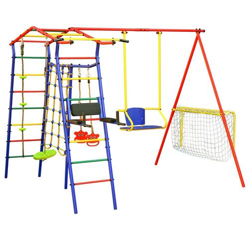 Детский спортивный комплекс для дачи КМС Игромания-7 Атлет Фото 1