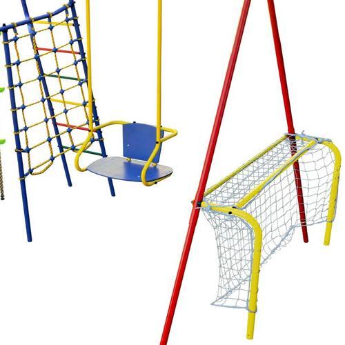 Детский спортивный комплекс для дачи КМС Игромания-7 Атлет Фото 3