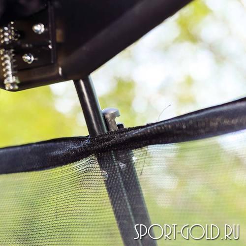 Баскетбольный щит с кольцом Hasttings для батутов Air Game Фото 3