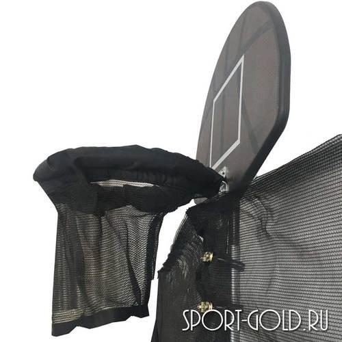 Баскетбольный щит с кольцом DFC BAS-H для батутов Kengoo Фото 1
