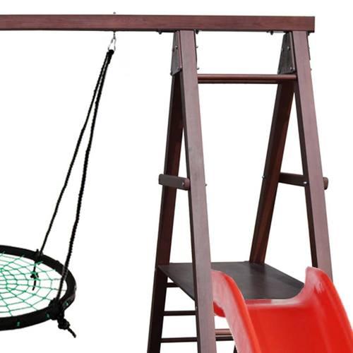 Детский спортивный комплекс для дачи Kampfer Lucky Фото 1
