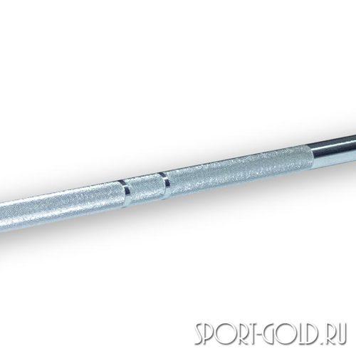"""Гриф для штанги Original FitTools олимпийский прямой 86"""", до 315 кг Фото 3"""