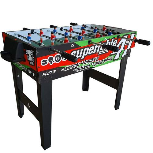 Игровой стол Трансформер DFC Fun2, 4 в 1 Фото 1