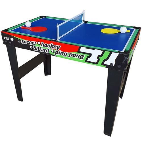 Игровой стол Трансформер DFC Fun2, 4 в 1 Фото 2