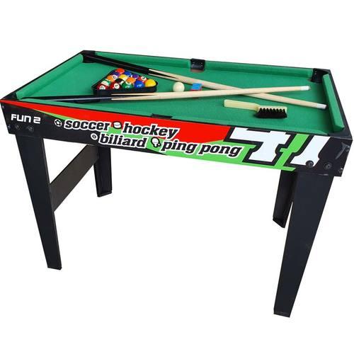 Игровой стол Трансформер DFC Fun2, 4 в 1 Фото 4