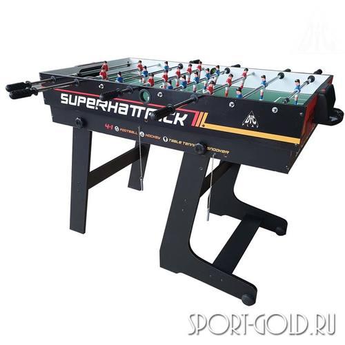 Игровой стол Трансформер DFC Superhattrick 4в1 Фото 1