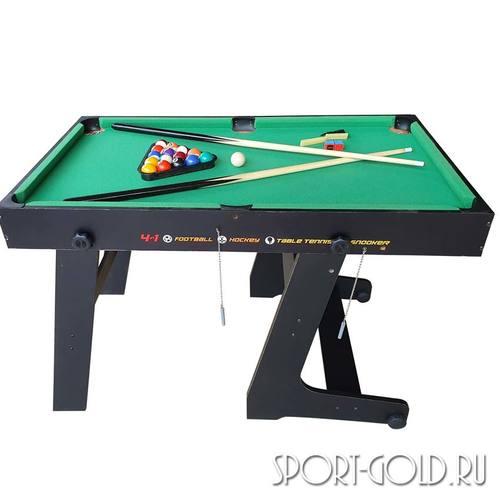 Игровой стол Трансформер DFC Superhattrick 4в1 Фото 2