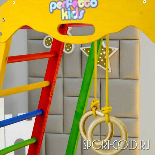 Детский спортивный комплекс Perfetto Sport KIDS Farfalla Allegro PS-211 Фото 6