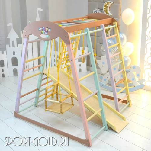 Детский спортивный комплекс Perfetto Sport KIDS Libellula Zefiro PS-230 Фото 1
