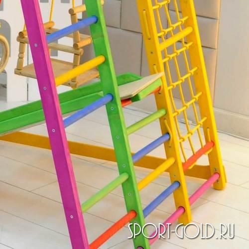 Детский спортивный комплекс Perfetto Sport KIDS Pappagallo Allegro PS-231 Фото 6