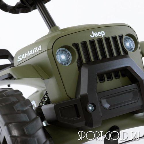 Веломобиль BERG Jeep Buzzy Sahara Фото 2
