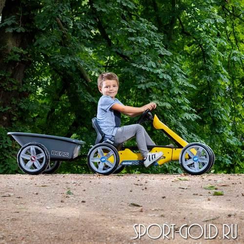 Веломобиль BERG Reppy Rider Фото 6