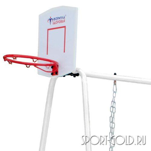 Детский спортивный комплекс для дачи ФОРМУЛА ЗДОРОВЬЯ Street 1 Фото 3