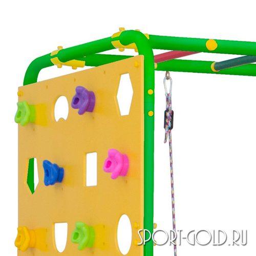 Детский спортивный комплекс для дачи ФОРМУЛА ЗДОРОВЬЯ Street 2 Smile Фото 3