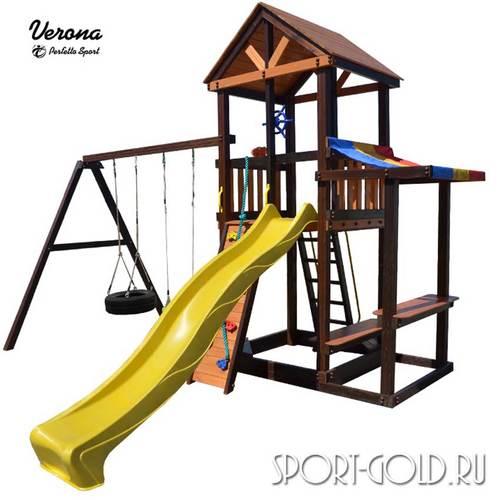Детский игровой комплекс Perfetto Sport Verona Фото 1
